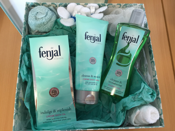 Fenjal body products