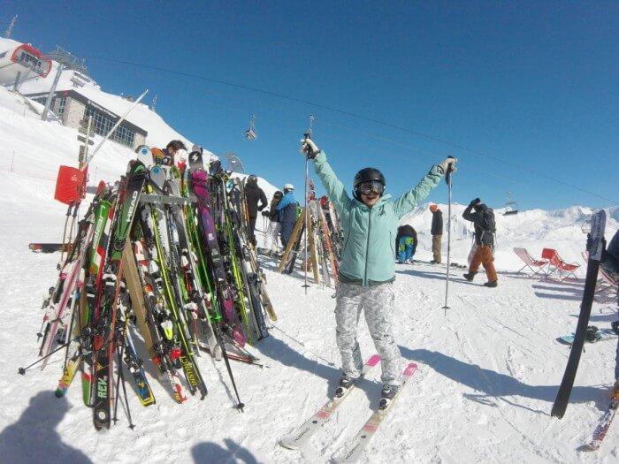 Helly Hansen ski gear