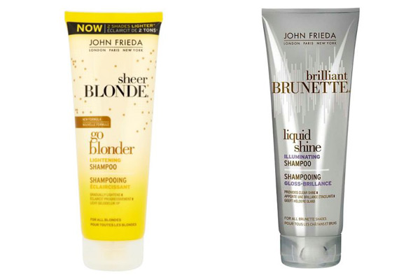 John Frieda Sheer Blonde & Brunette