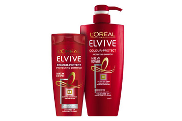 LOreal hair colour care