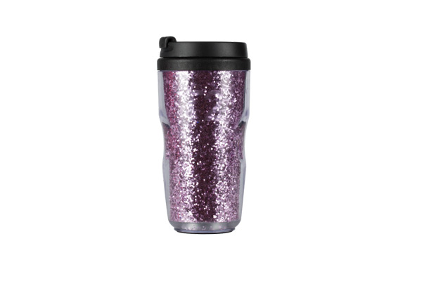 Mothers Day gifts - glitter flask T2