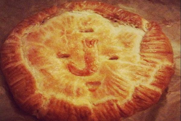 Pig pie recipe