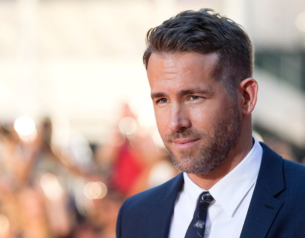 Drop Deadpool Gorgeous: Ryan Reynolds
