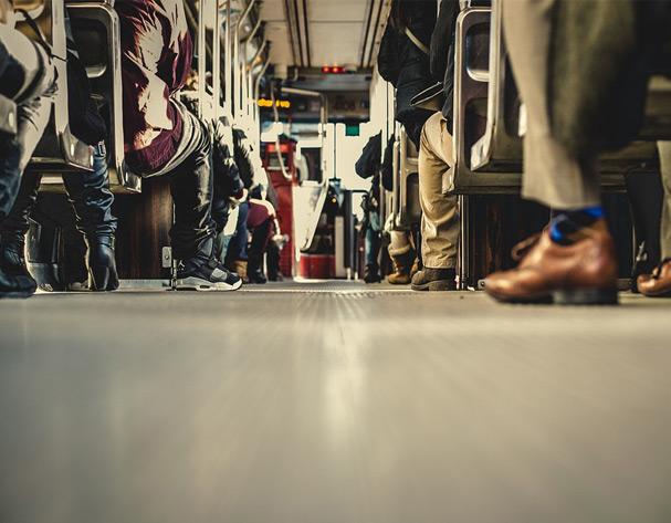 Top 5 Commute Hacks