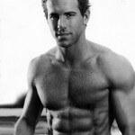 Topless Ryan Reynolds