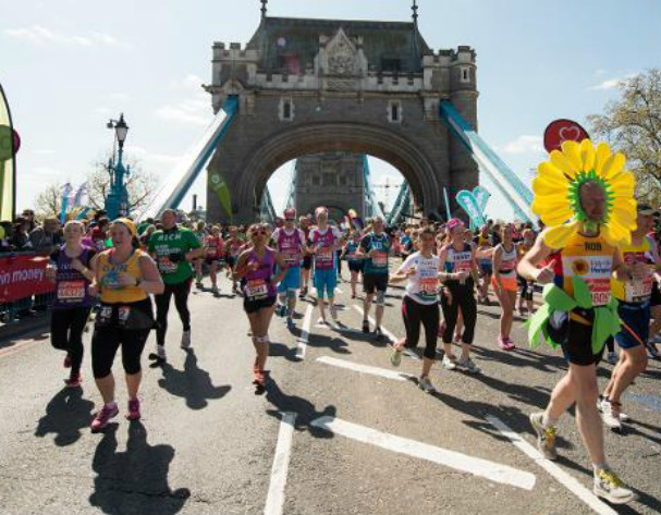 Be Inspired: London Marathon