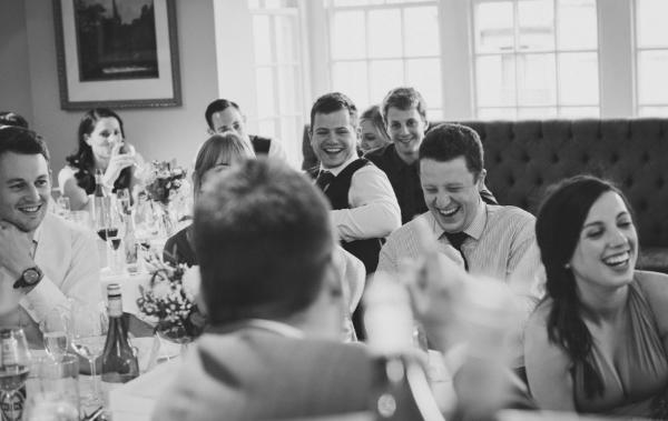 Ideal wedding guest