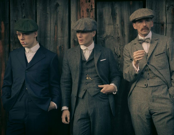 Peaky Blinders The Men