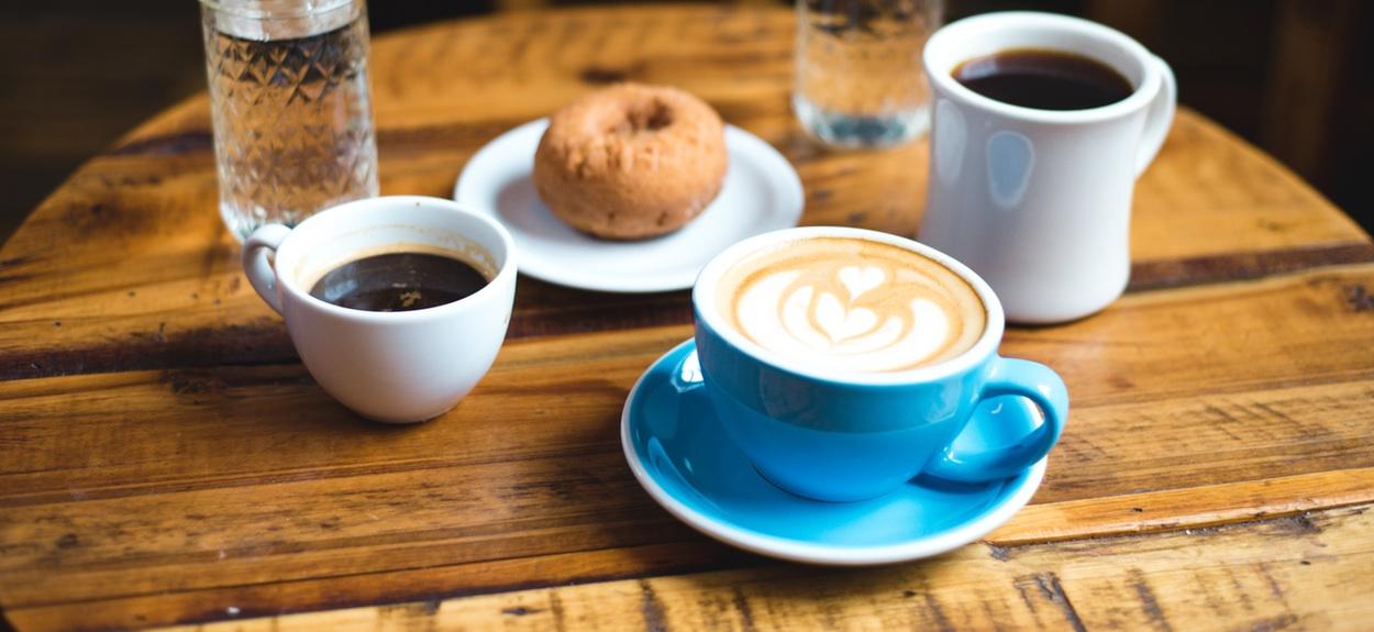 doughnuts-coffee