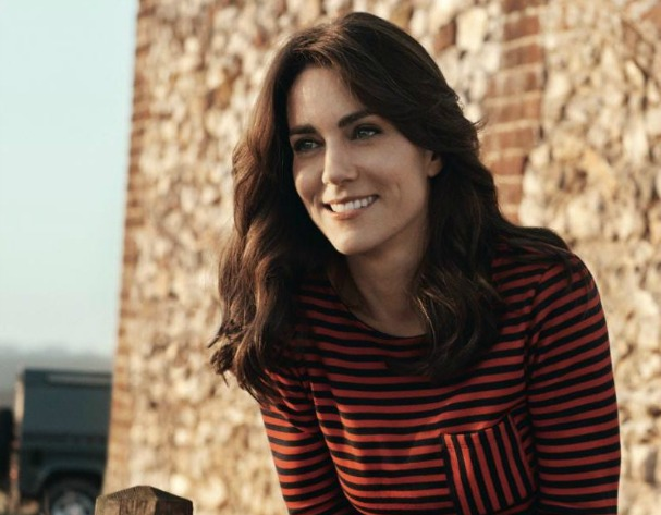 Kate Middleton graces Vogue front cover