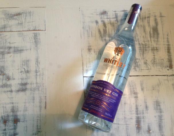 JJ Whitley gin - world gin day