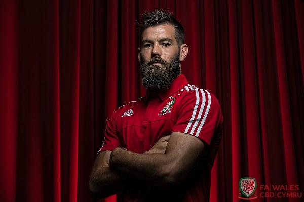 Joe Ledley EURO 2016