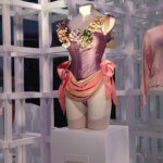 Marilyn design exhibition corset