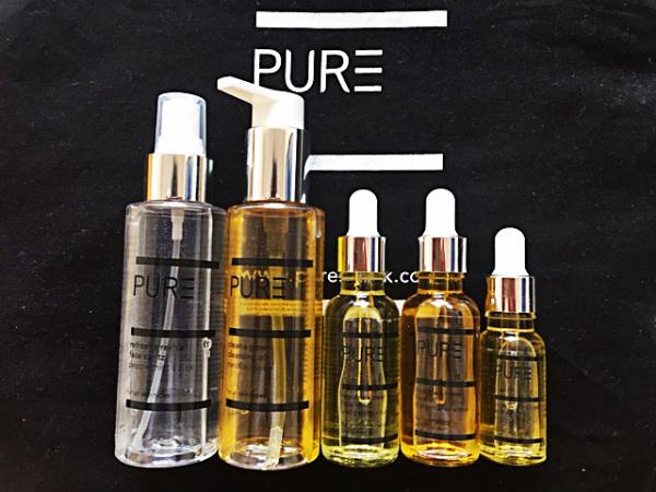PURE skincare full range