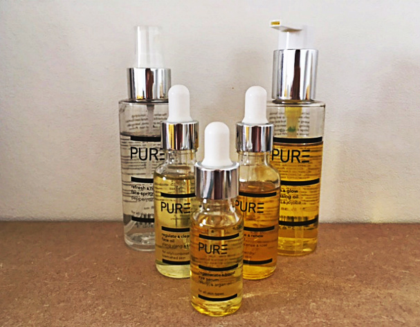 Dare to Bare this summer: PURE skincare