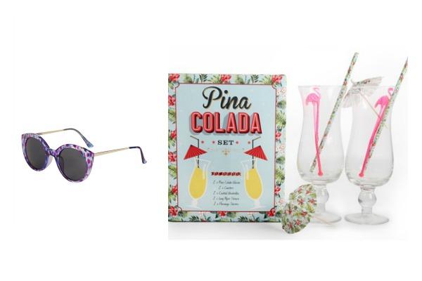 Pina Colada gift set