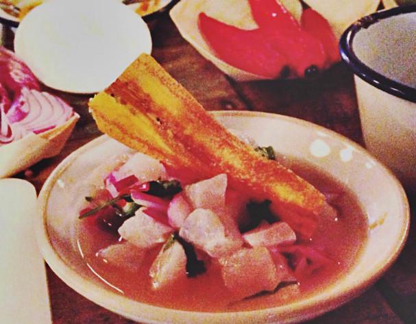 Pigging out on Peruvian: Senor Ceviche