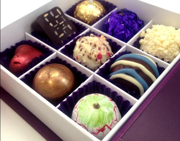 Sky presents: The Ultimate Chocolate Box Set