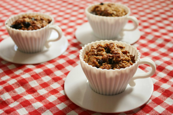 3 Holly Bell Flapjack