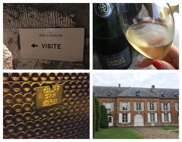 A sparkling short break: Champagne region