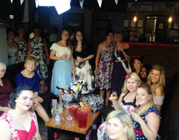 Hen do top tips Average Janes