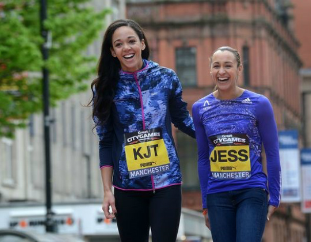Jessica Ennis vs Katarina Johnson-Thompson