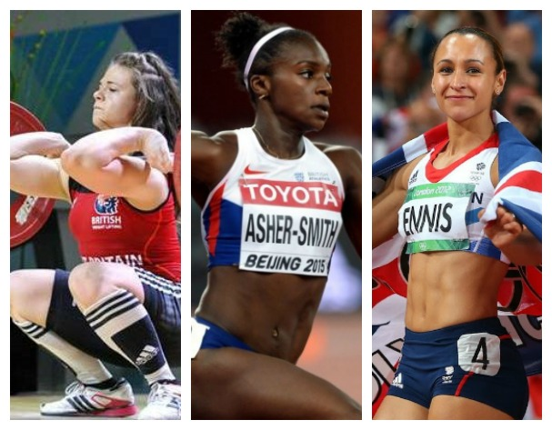 Olympic women to watch