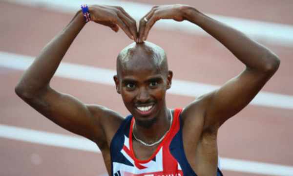 Olympics super saturday Mo Farah