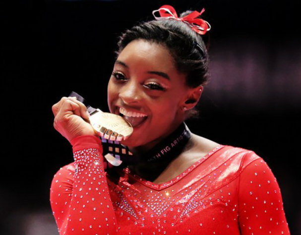 Breathtaking Biles in Brazil: Olympic gymnastics