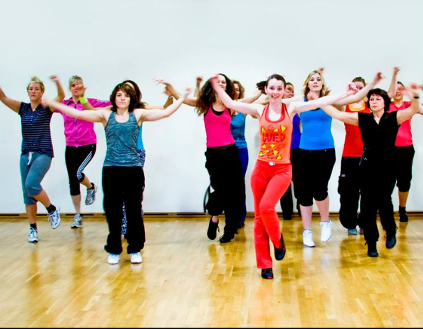 Zumba: battle of the fitness classes