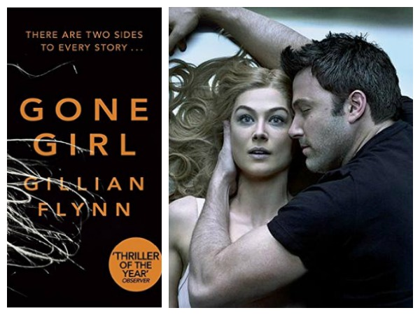 Book-to-film Gone Girl
