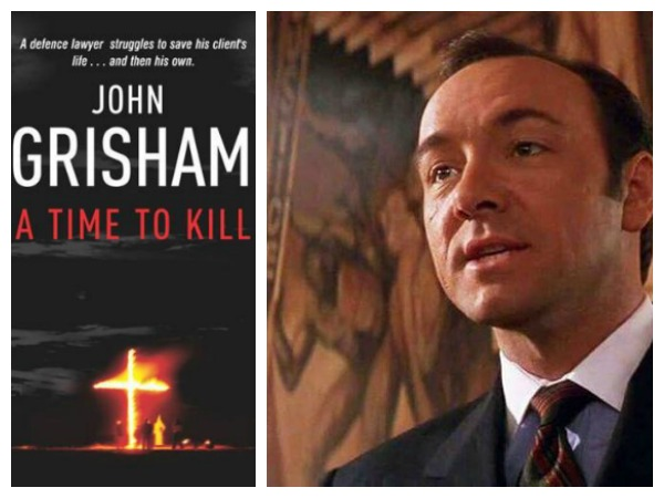 Book-to-film Time to Kill
