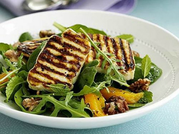 halloumi-salad world vegetarian day