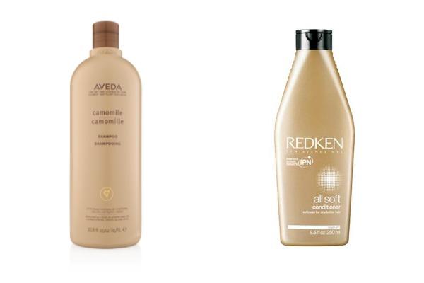 Smooth hair shampoo