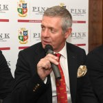 Thomas Pink: An Evening Of Lions Tales With Brian O'Driscoll