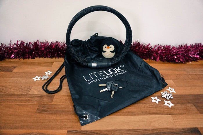 Litelok bike lock