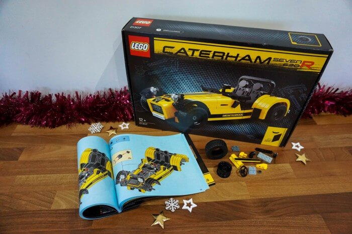 Lego Caterham Set