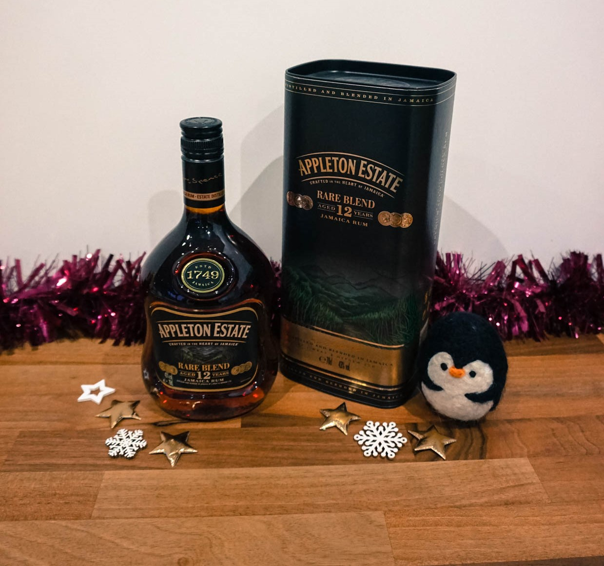Christmas Gifts of Dark Rum