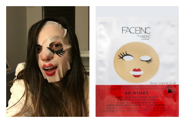 Face inc sheet masks