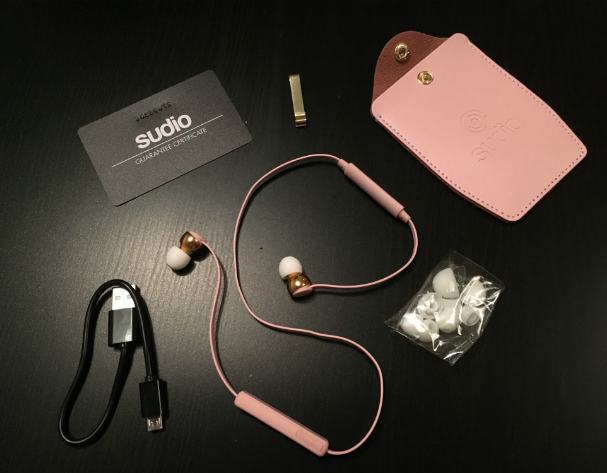 Tech Stars: Sudio Sweden Wireless Earphones