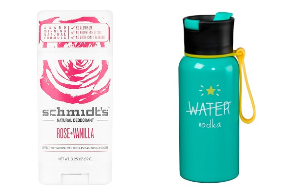 deoderant-and-water-bottle