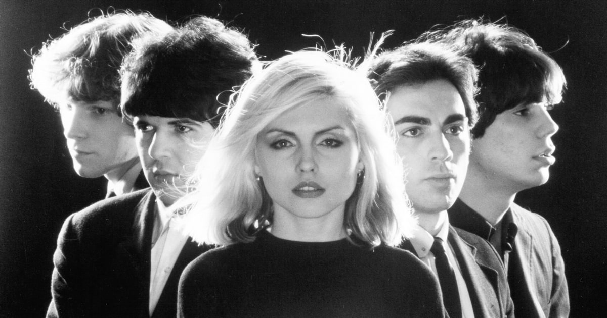 blondie-black-white