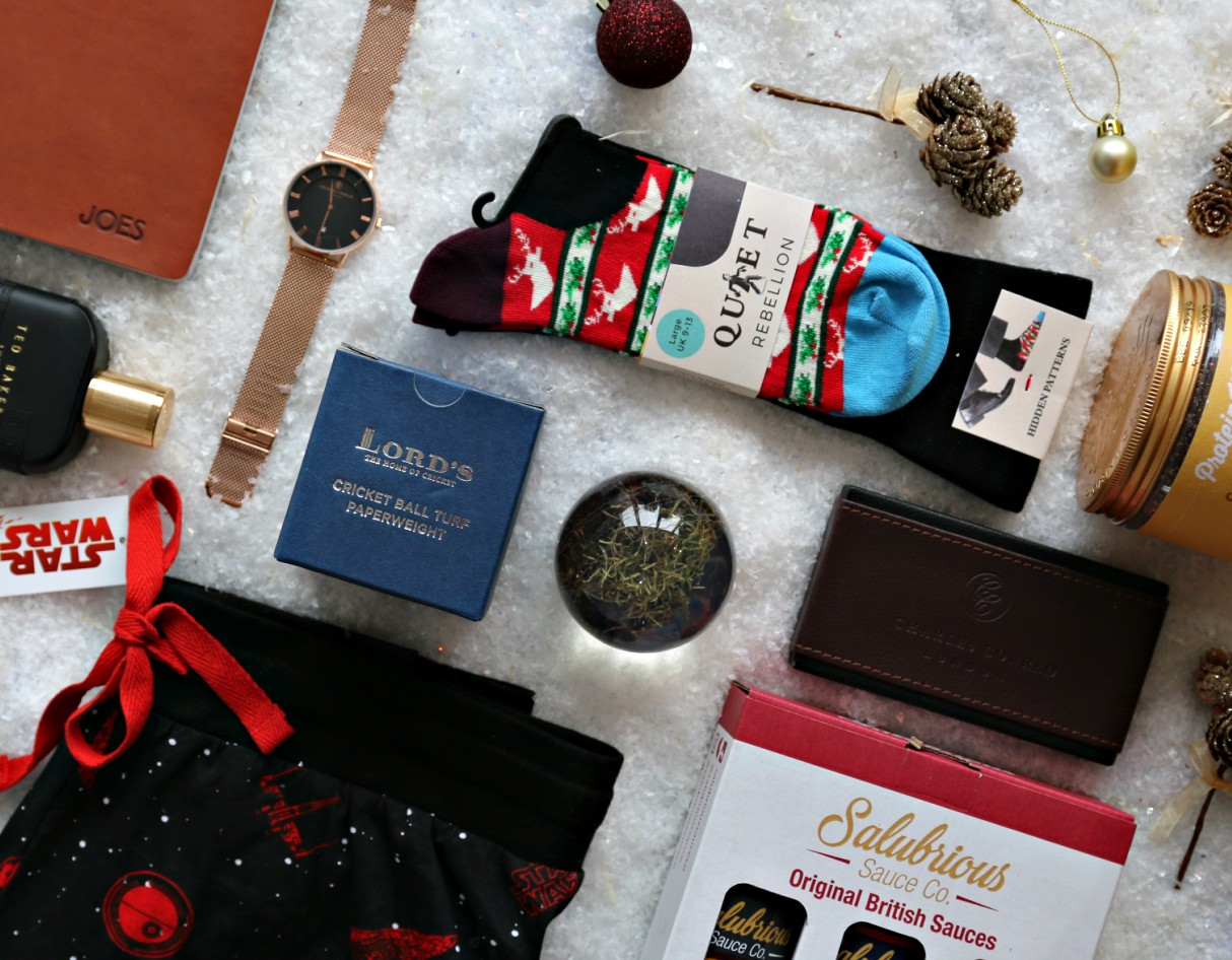 What Your Boyfriend Really Wants For Christmas: Stocking Stuffers