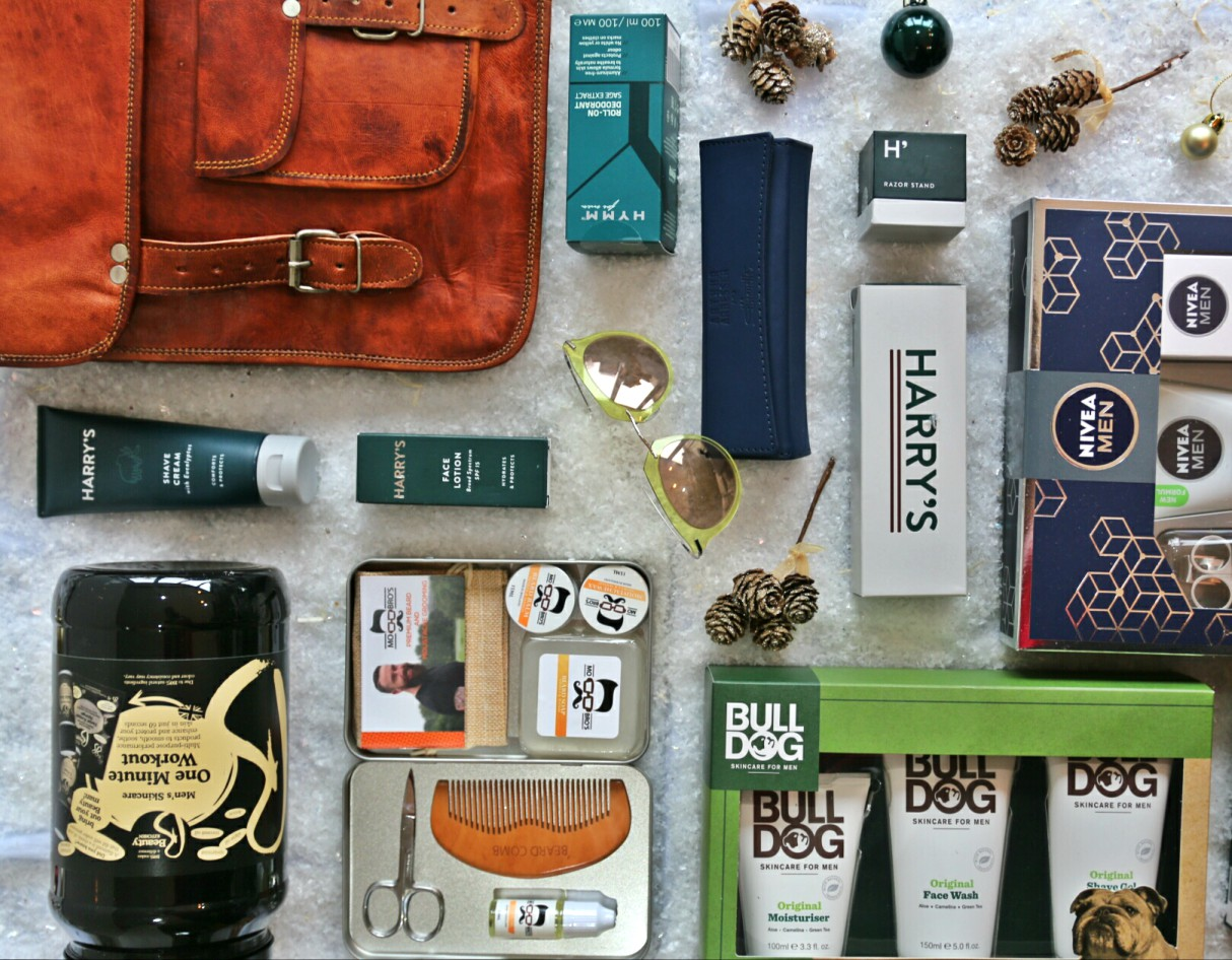 What Your Boyfriend Really Wants For Christmas: Fashion, Style & Grooming