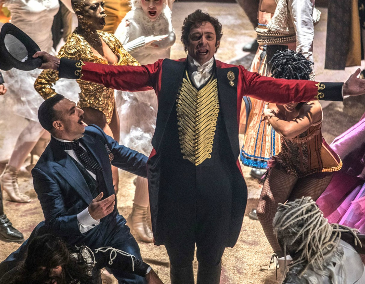 Hugh Jackman Stars in The Greatest Showman Film Trailer