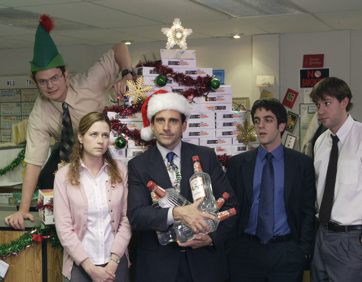 How to Survive the Work Christmas Party