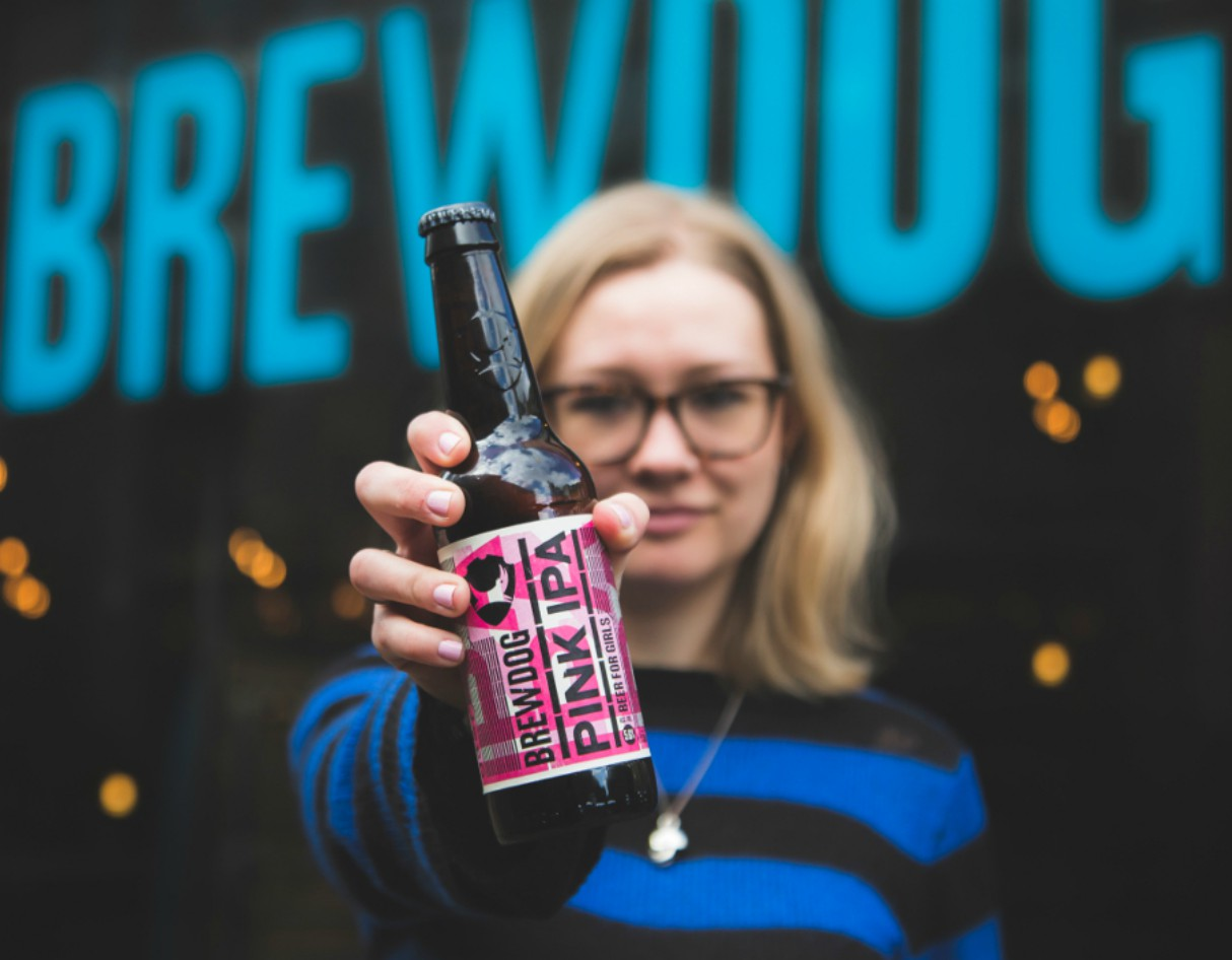 BrewDog Pink IPA Beer - Revolution or Abomination?