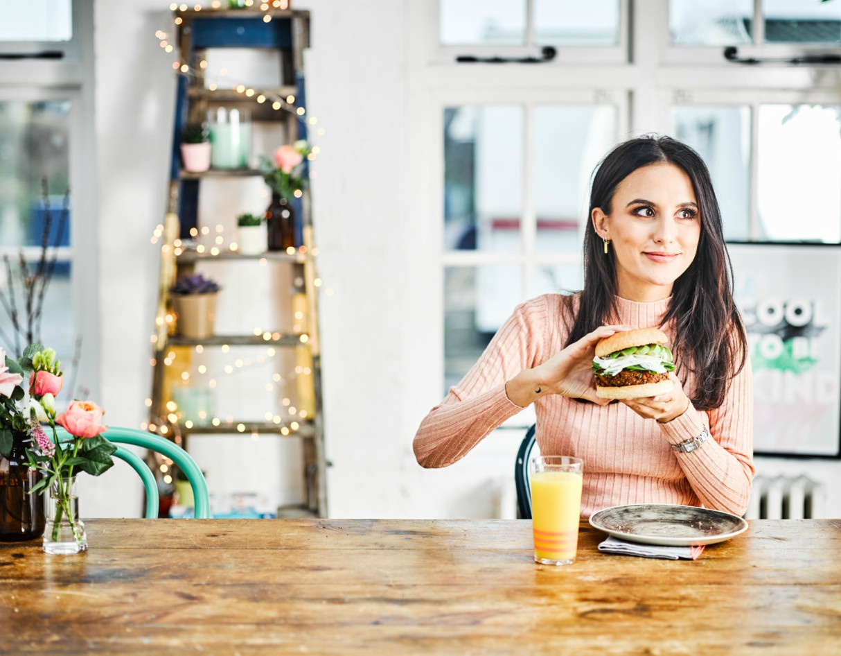 Made in Chelsea's Lucy Watson Is Opening a Vegan Yoga Restaurant
